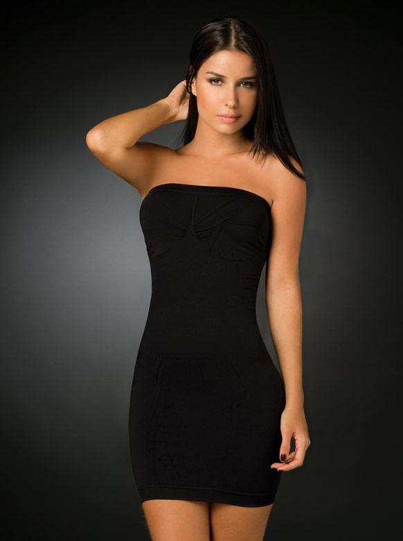 Pelo morado elegante desnudo